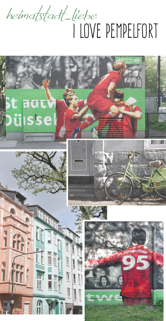 I Love Düsseldorf Pempelfort