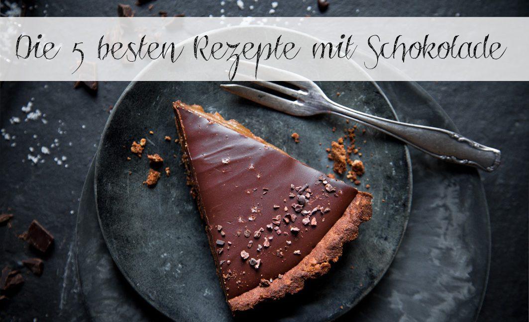Die 5 besten Schokoladenrezepte auf Foodlovin' – Teil 1.