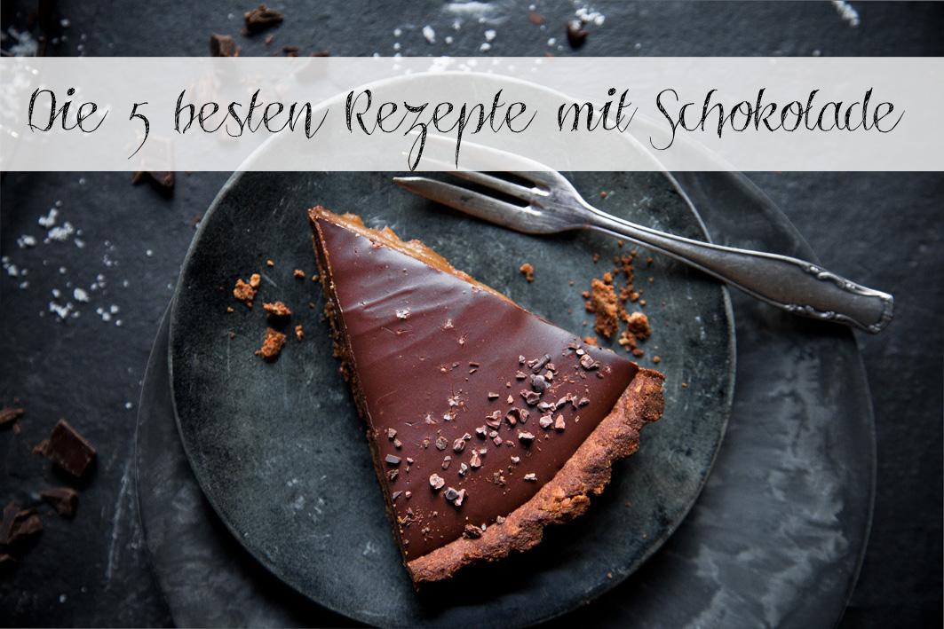 Die 5 besten Schokoladenrezepte auf Foodlovin'