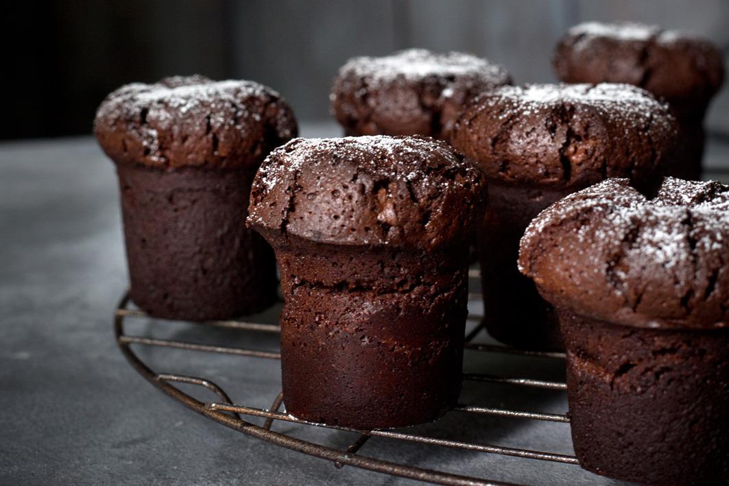 Schokoladen Bouchons