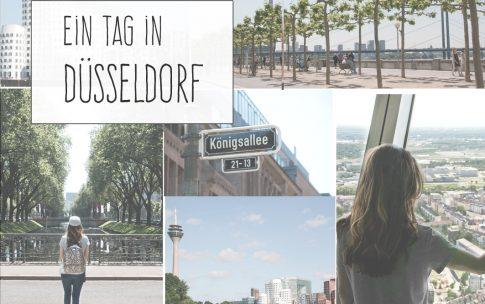 Ein Tag in Düsseldorf – Als Tourist in der eigenen Stadt.