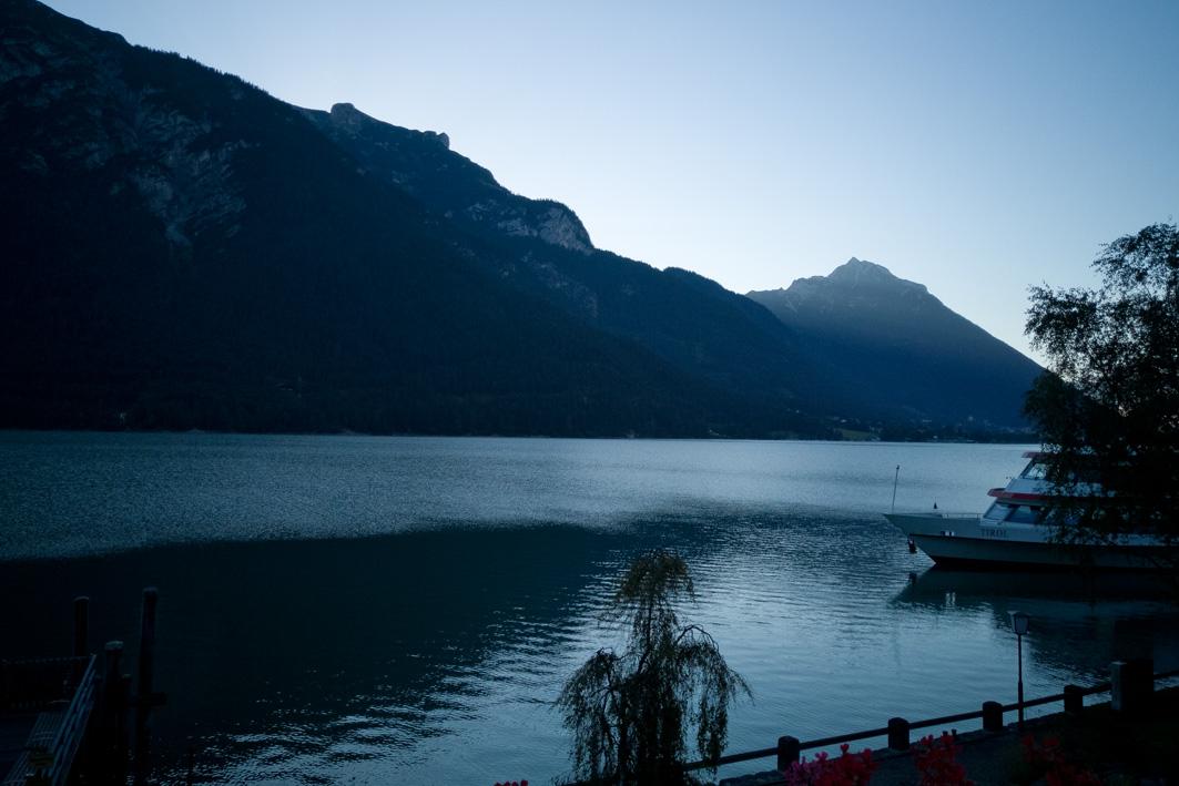 Sonnenaufgang Achensee