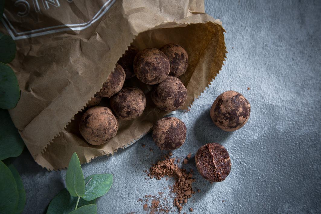 Brownie Energy Bites