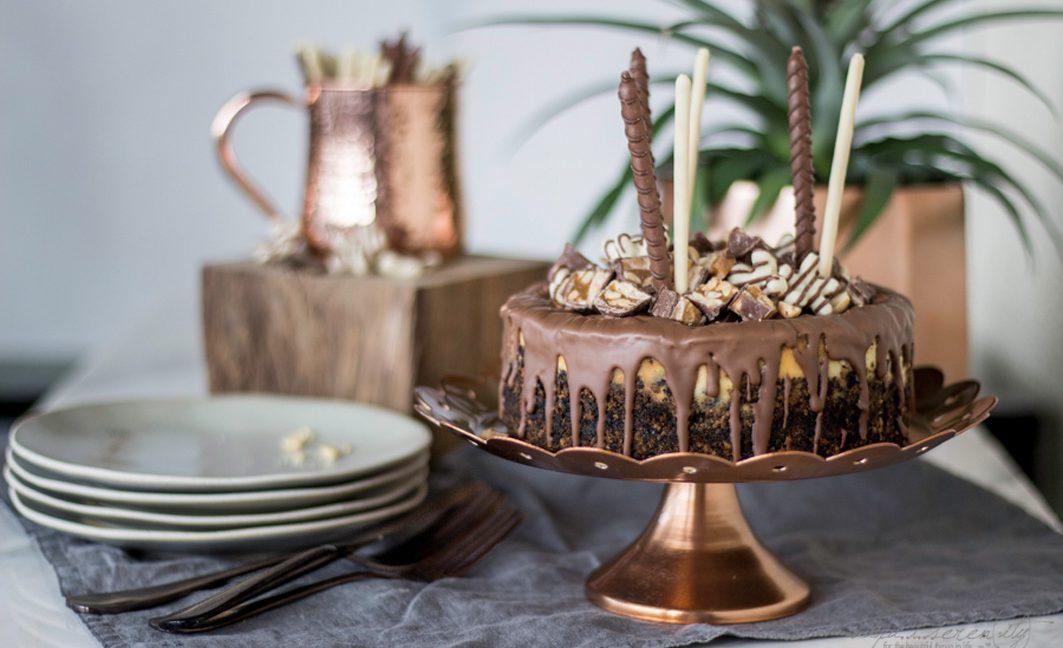 Snickers Cheesecake von Dipi-t-Serenity.