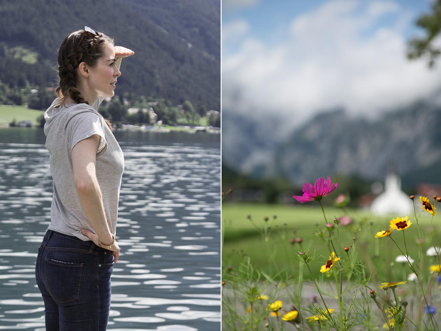 Ausblick Achensee