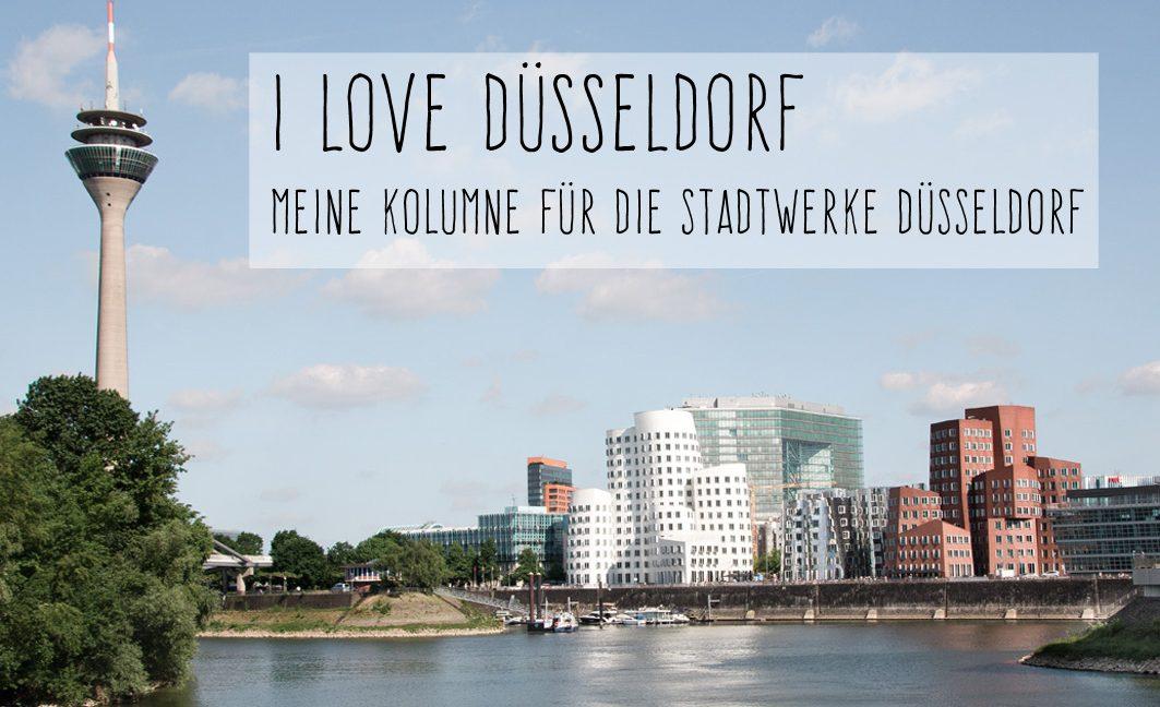 Meine Kolumne für die Stadtwerke Düsseldorf.