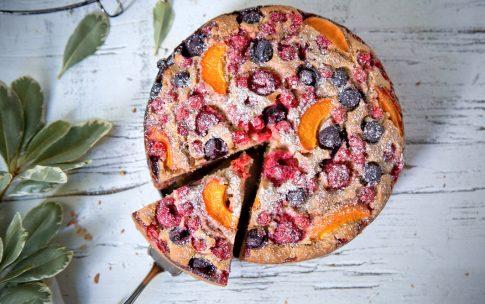 Sensationell schneller Obstkuchen mit weniger als 10 Zutaten