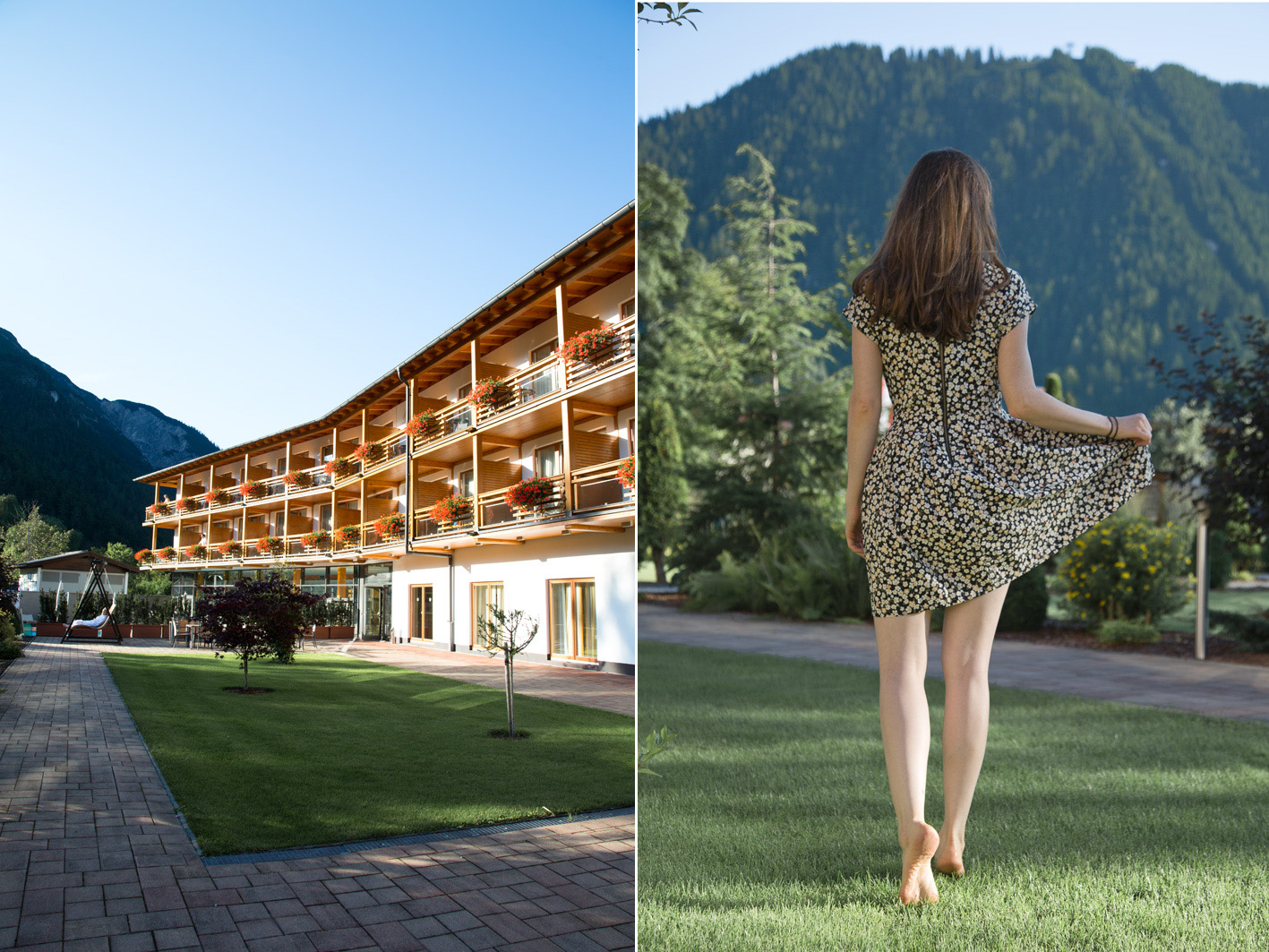 Travel Charme Hotel in Pertisau