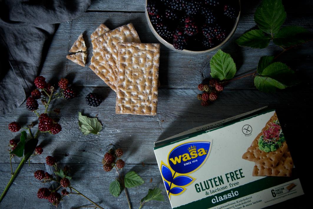 Glutenfreies Knäckebrot von Wasa