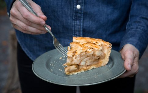 Apple Pie – Ein Rezept aus Vermont.