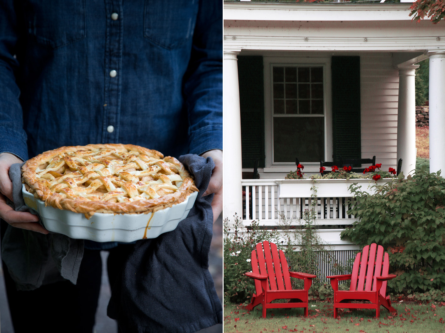 Vermont Apple Pie Recipe