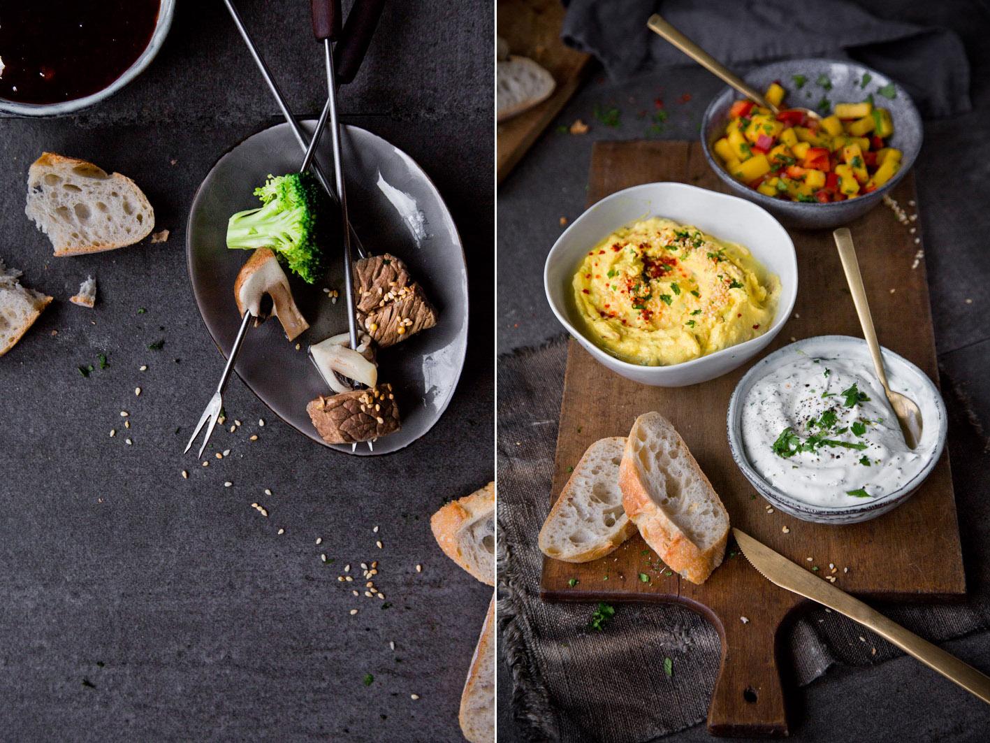 rezepte f r 39 s fondue mit br he foodlovin 39. Black Bedroom Furniture Sets. Home Design Ideas