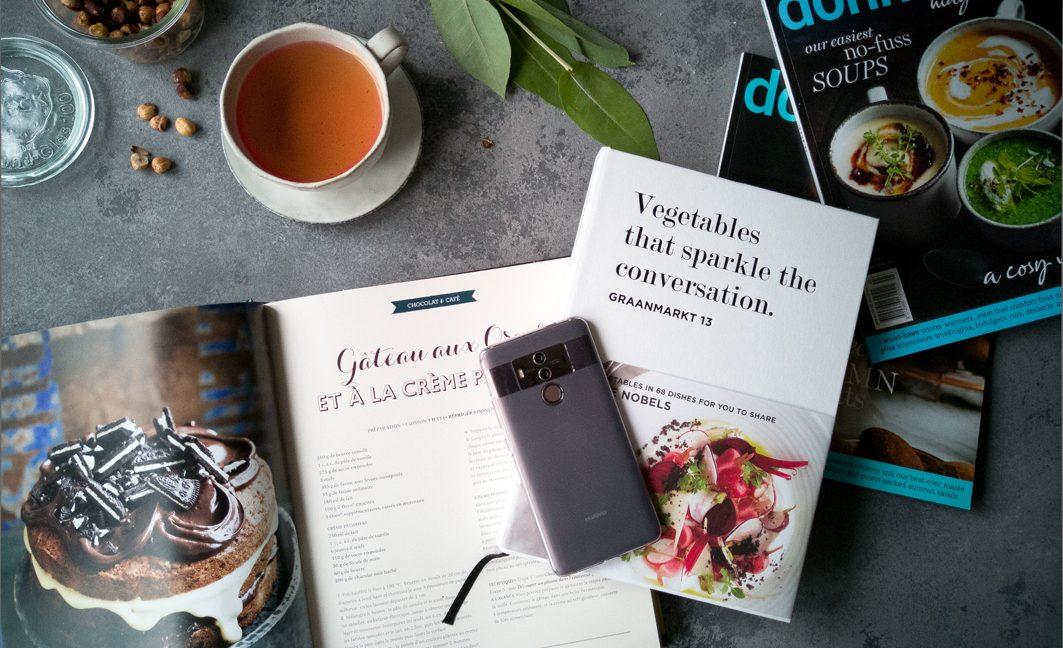 Reisen, Fotografieren und Kochen mit dem Huawei Mate10 Pro.
