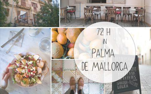 72 h in Palma de Mallorca mit Huawei.