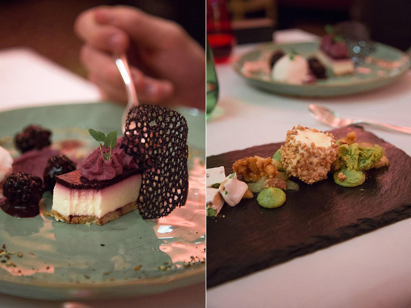 Breidenbacher Hof Dessert