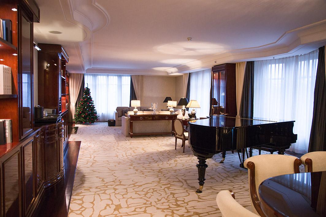 Suite Breidenbacher Hof