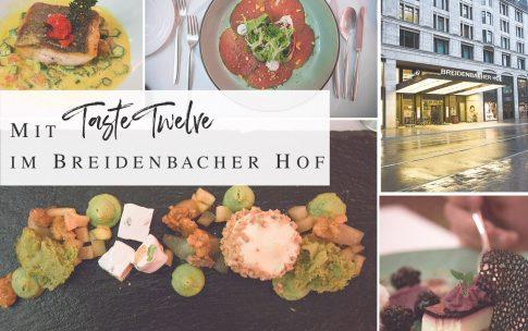 Die Brasserie 1806 im Breidenbacher Hof.