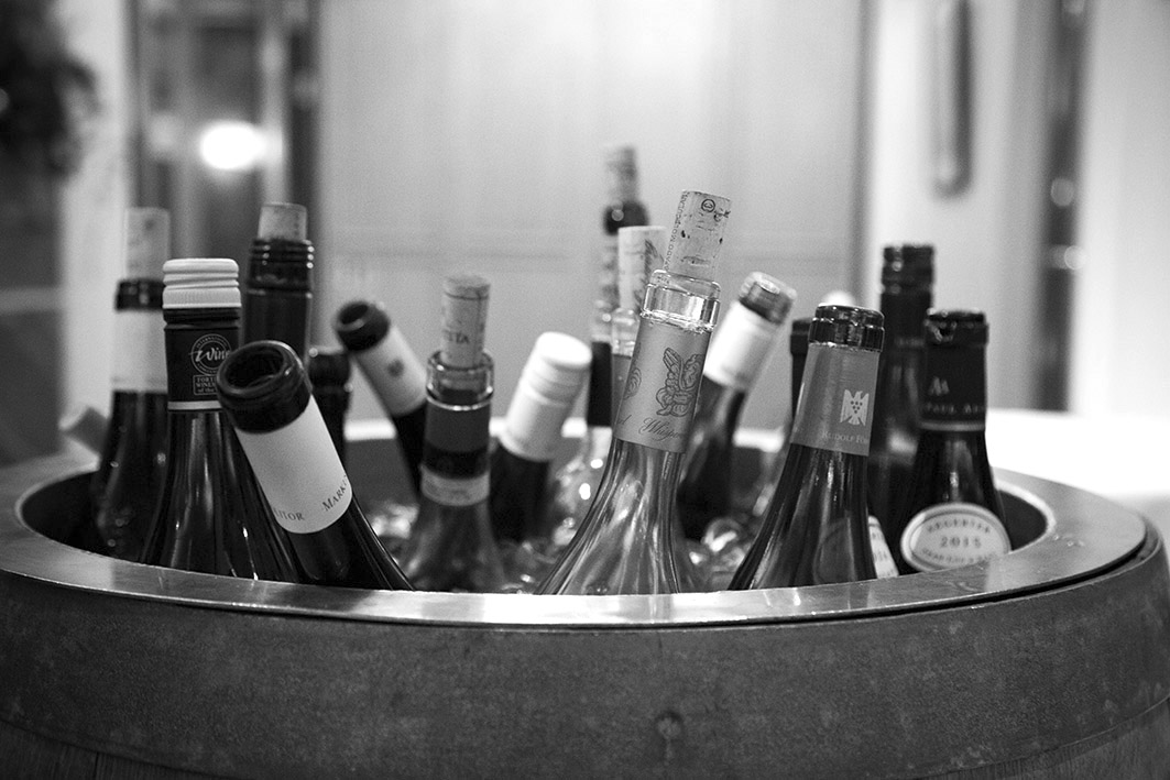 Wein im Breidenbacher Hof