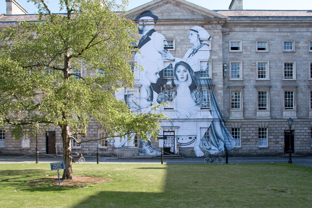 Kunst im Trinity College