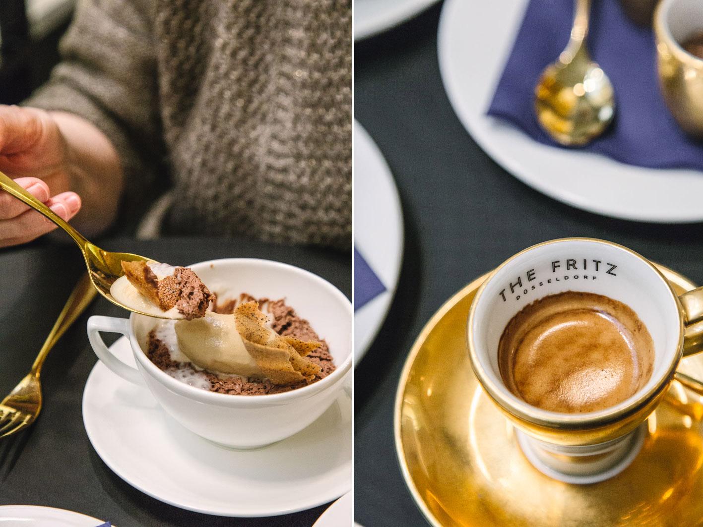 Espresso im Fritz's Frau Franzi