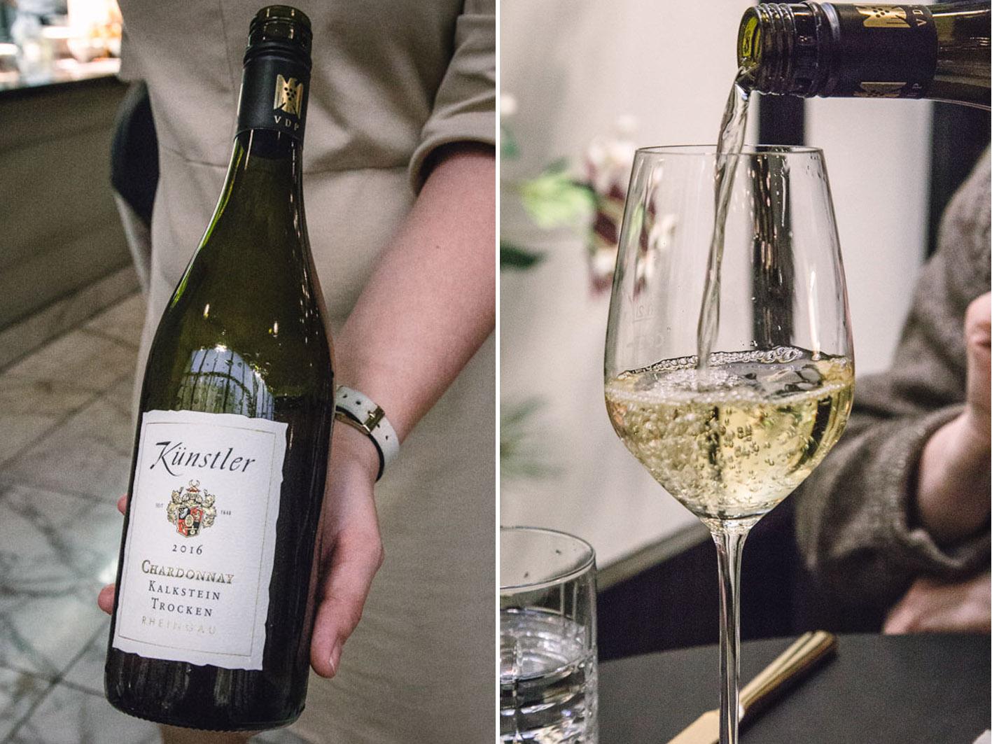 Künstler Chardonnay