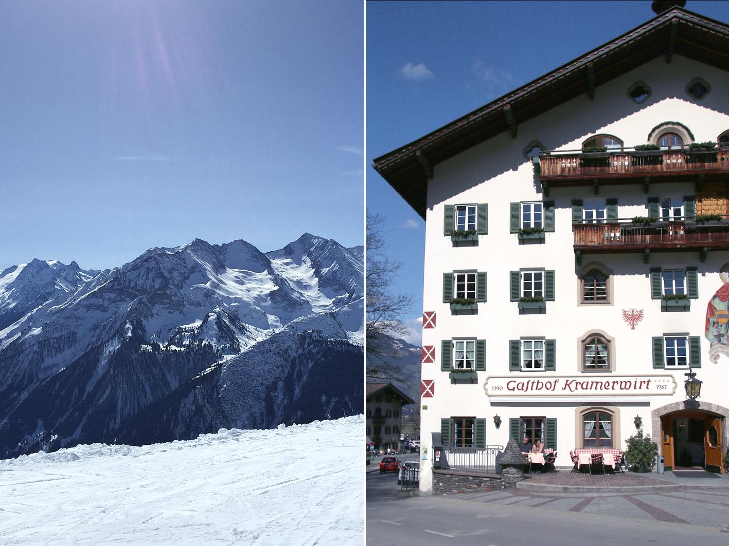 Mayrhofen im Zillertal