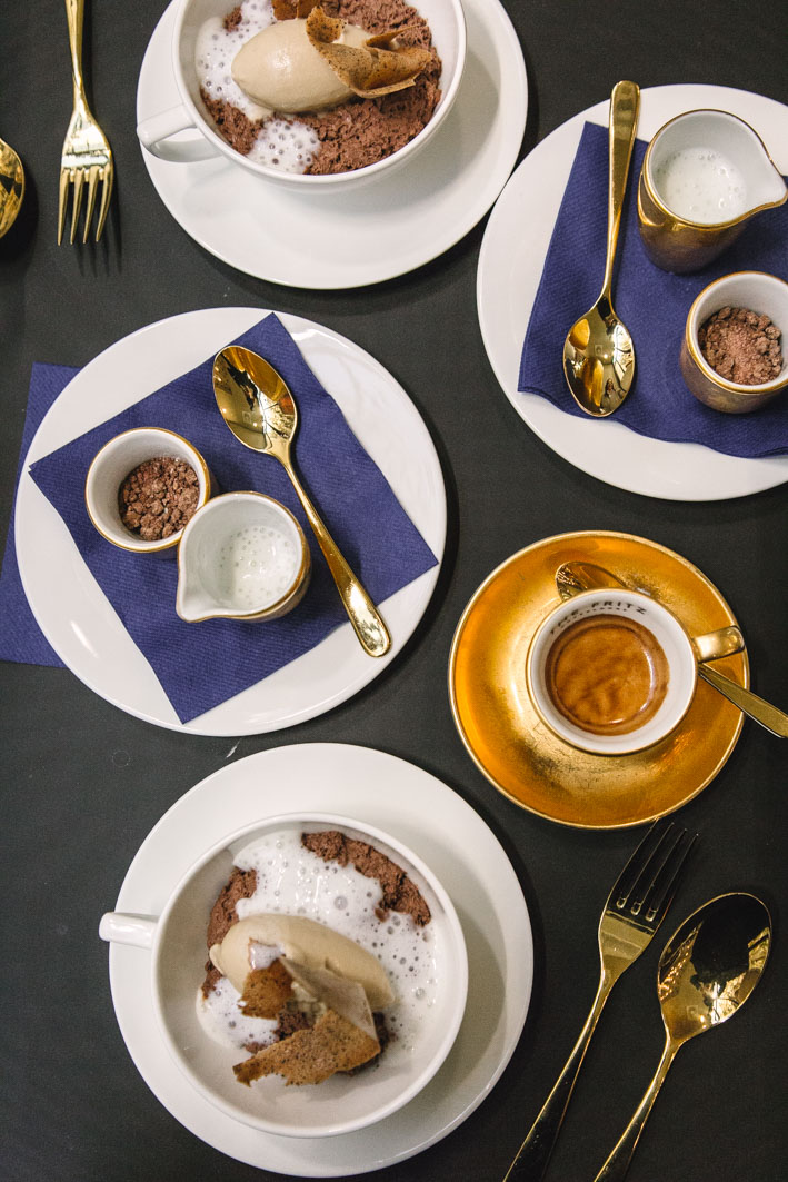 Dessert im Fritz's Frau Franzi
