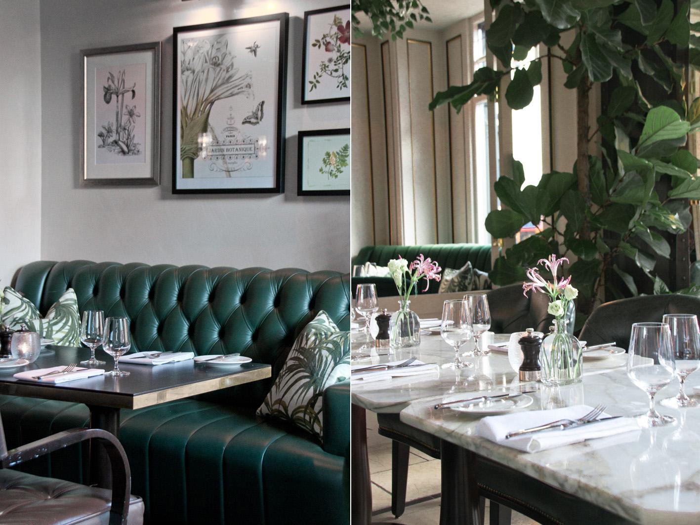 Wilde Restaurant Dublin