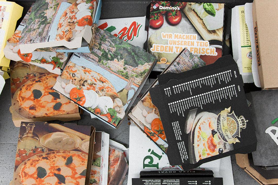 Pizza Kartons