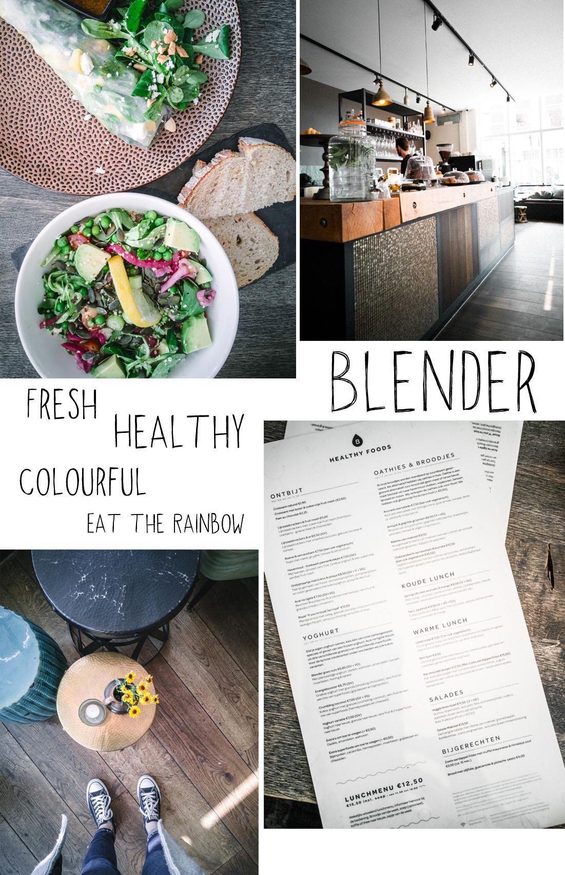 Café Blender Haarlem