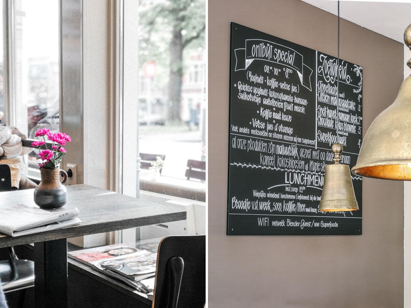 Blender Coffee Haarlem