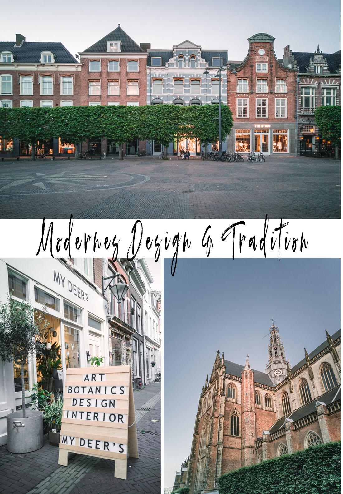 Der Grote Markt in Haarlem