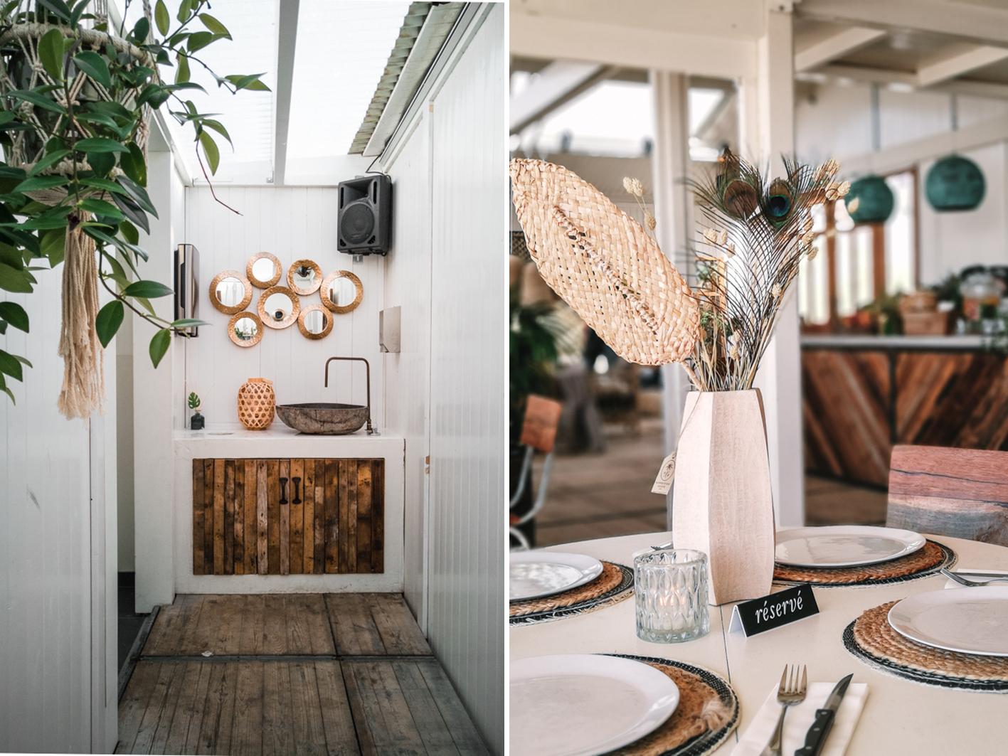 Restaurant Hippie Fish in Zandvoort