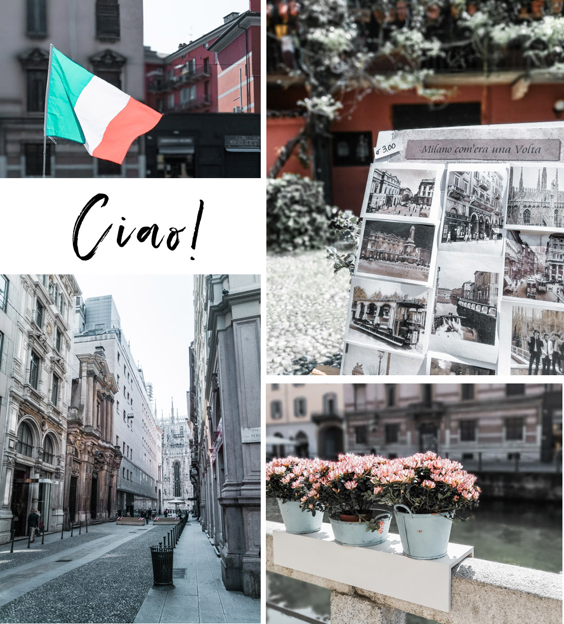Mailand Impressionen