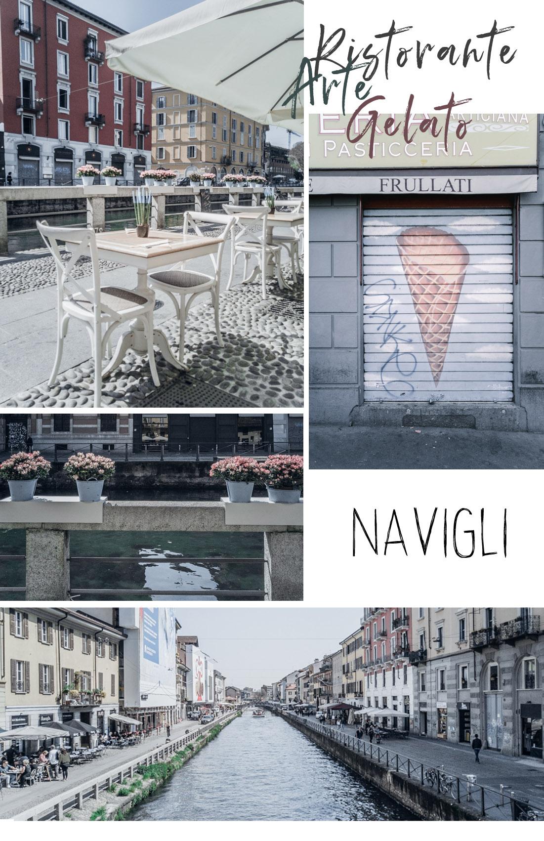 Tipps für Navigli in Mailand