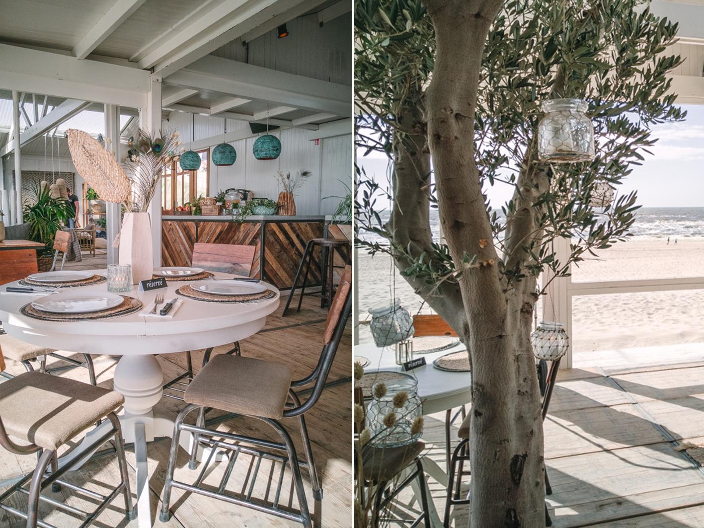 Restaurant in Zandvoort: Hippie Fish