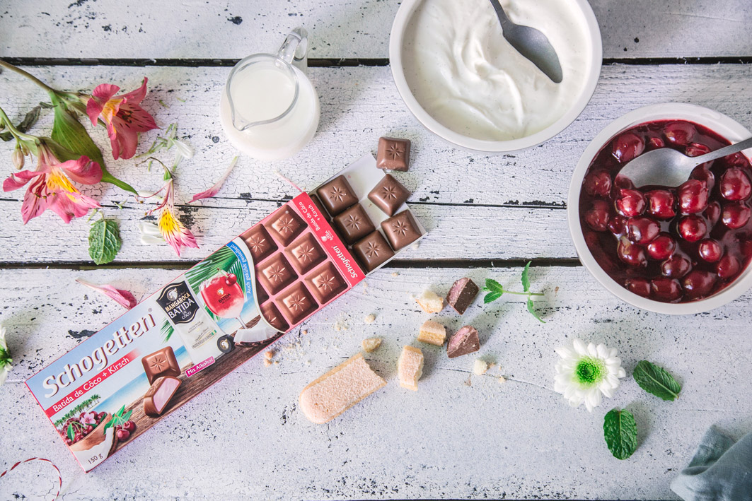 Schogetten Batida de Coco Dessert