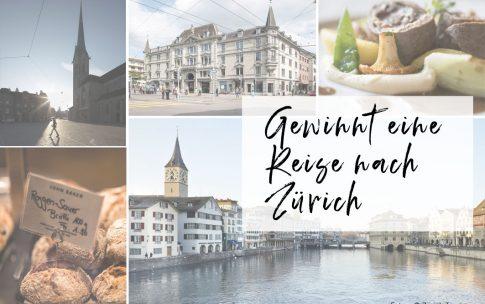 Gewinnt ein Wochenende in Zürich!