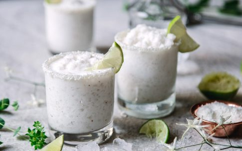 Frozen Coconut Daiquiri