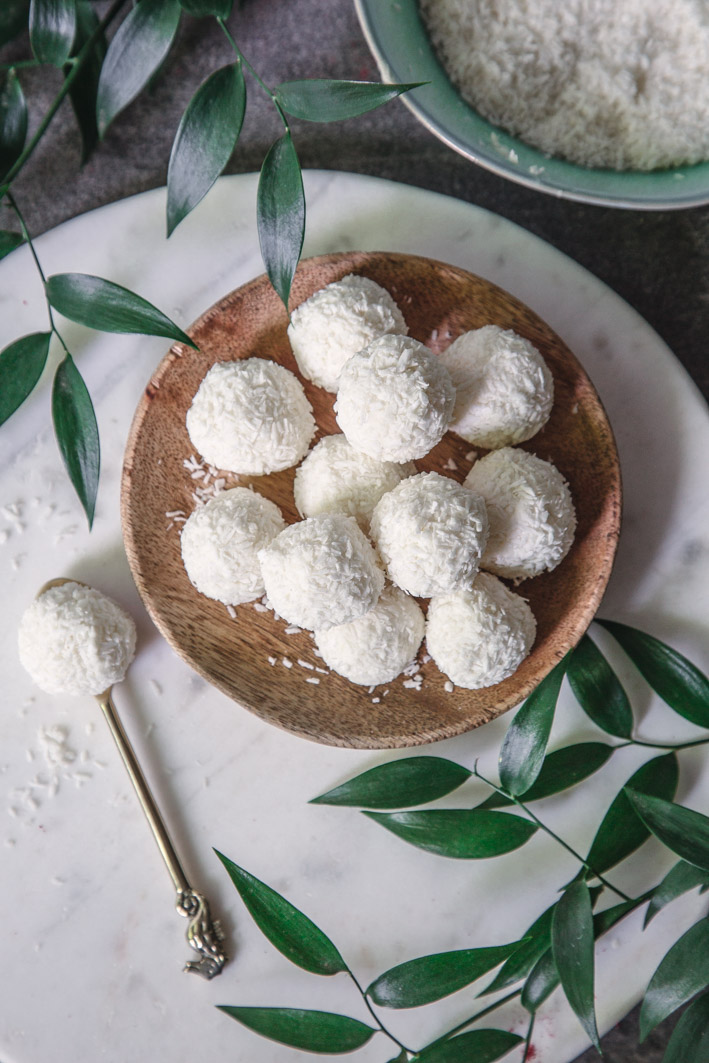 Gesunde Low Carb High Protein Raffaelos
