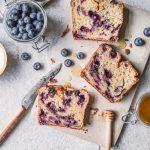 Saftiges Blueberry Bread