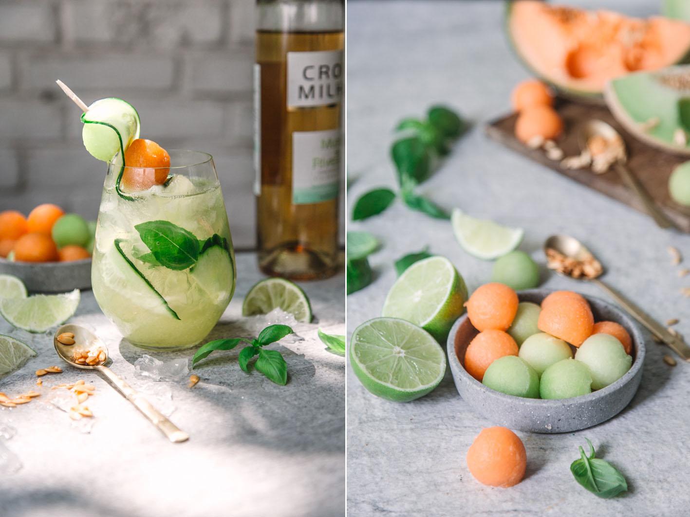 Cocktail mit Süsswein
