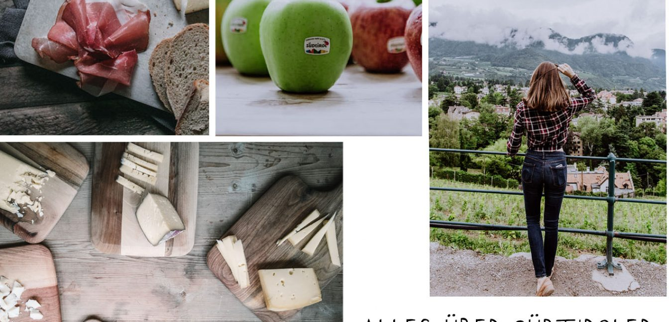 Qualität aus Südtirol – Alles über Südtiroler Äpfel, Speck und Käse.