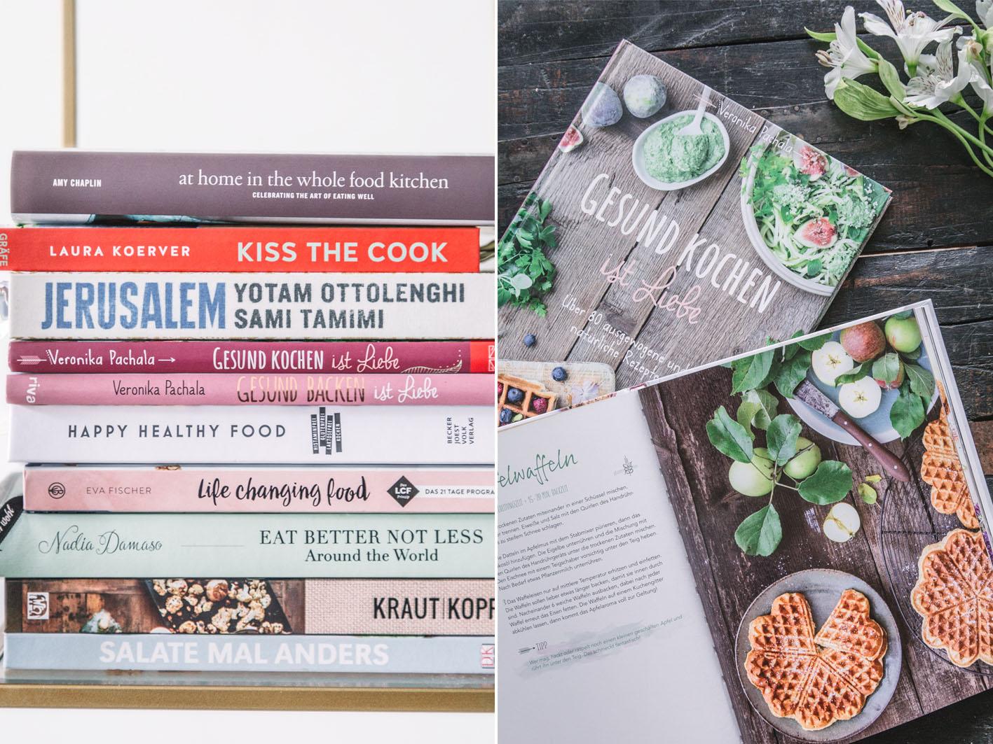 Lieblingsbücher Foodlovin