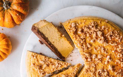 Kürbis-Cheesecake – 5 Tipps für den perfekten Cheesecake!