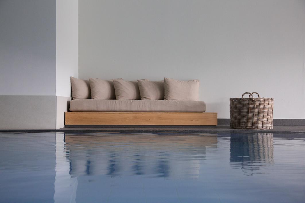 Indoor Pool im Schwarzschmied