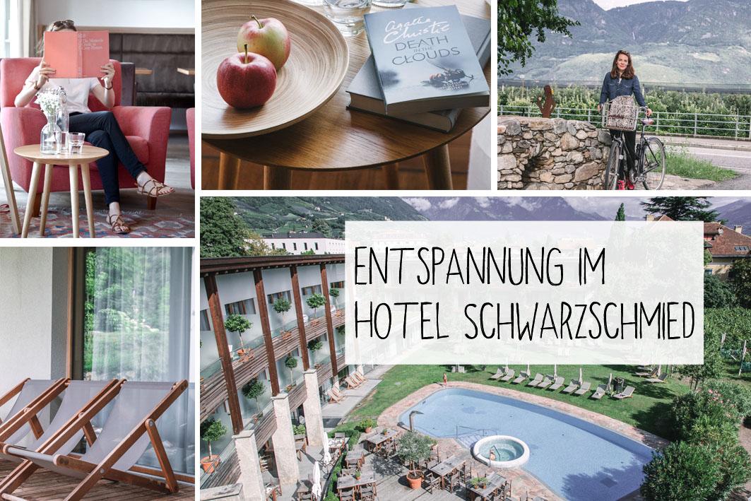 Hotel Schwarzschmied in Südtirol
