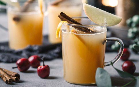 Heiße Winter-Drinks mit Gin