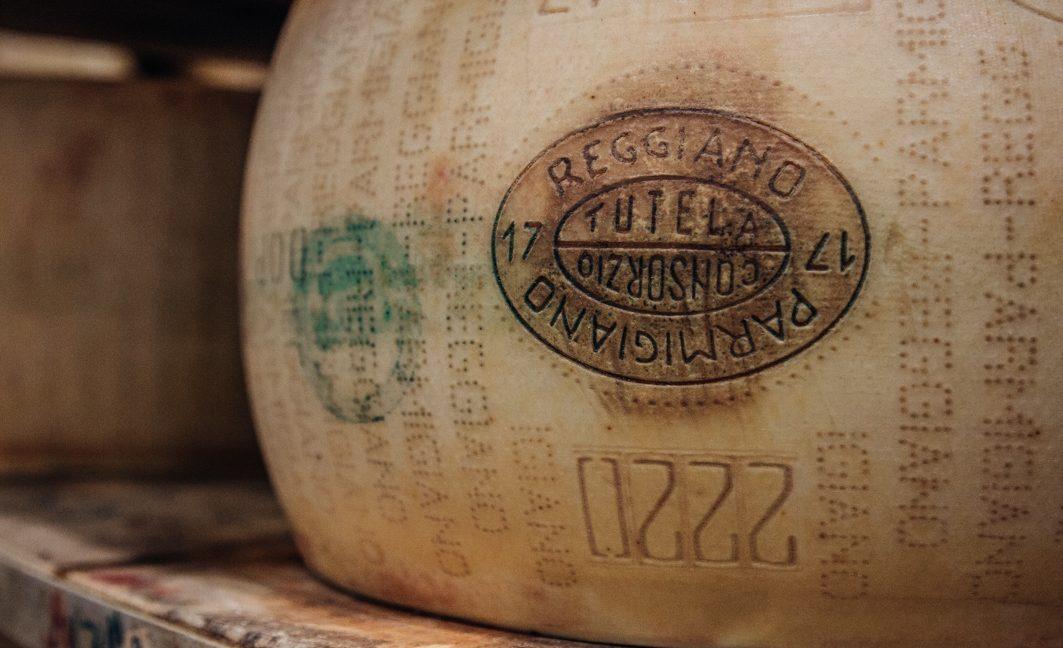 Parma – eine Stadt und ihr Käse