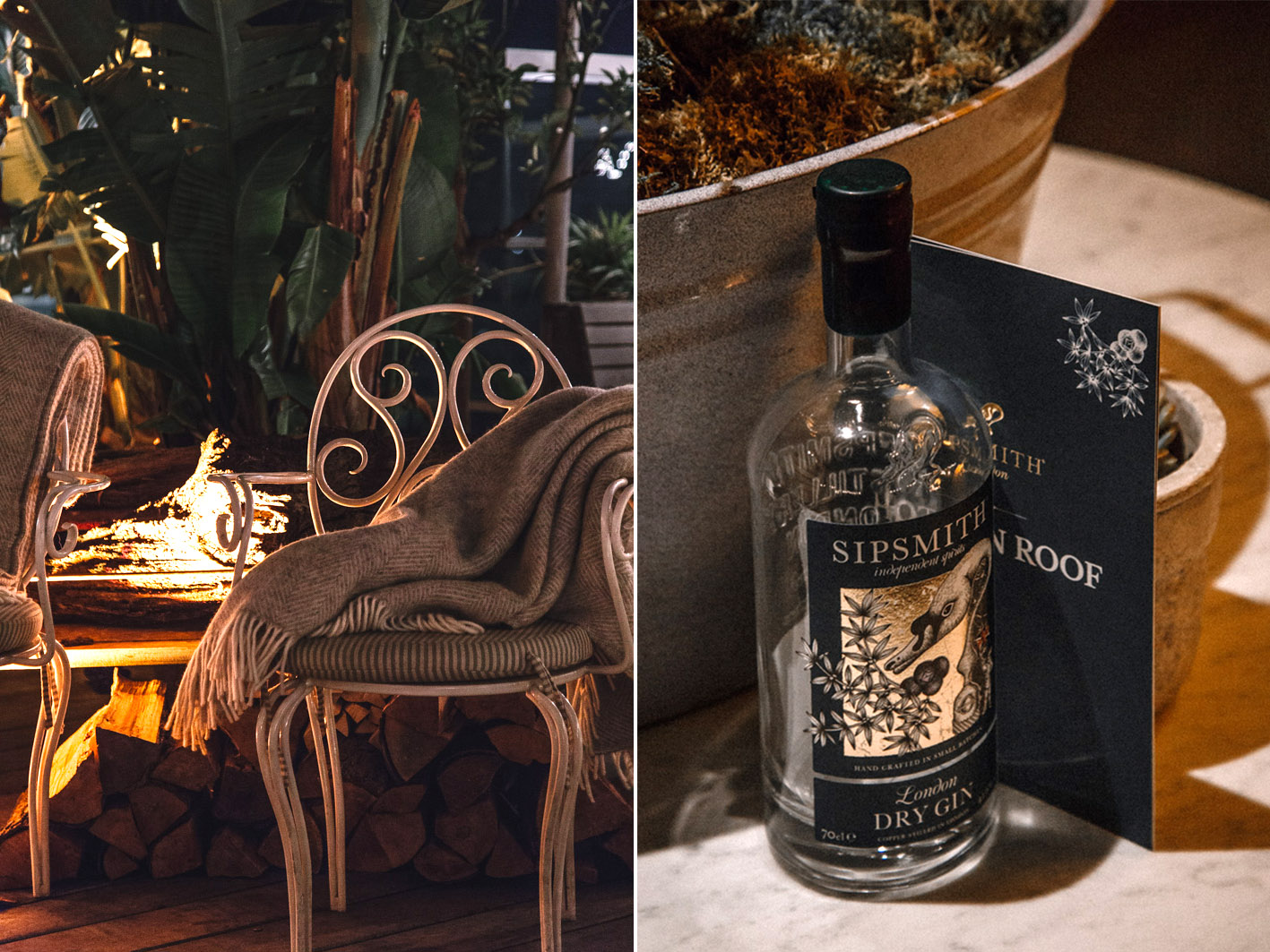 Sipsmith Party im Soho House
